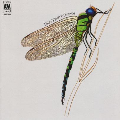 STRAWBS/Dragonfly (1970/2nd) (ストローブス/UK)