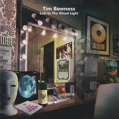 TIM BOWNESS/Lost In The Ghost Light (2017/4th) (ティム・ボウネス/UK)
