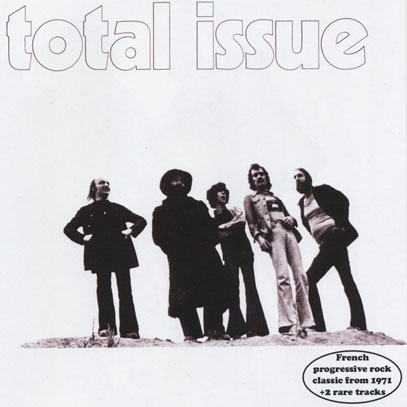 TOTAL ISSUE/Same (1971/only) (トータル・イシュー/France)