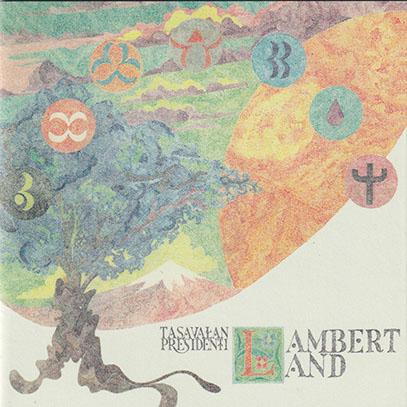 TASAVALLAN PRESIDENTTI/Lambertland (1972/3rd) (タサヴァラン・プレジデンティ/Finland)