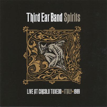 THIRD EAR BAND/Spirits (1989/Live) (サード・イアー・バンド/UK)