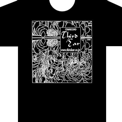 サード・イアー・TシャツB(黒/L)/Third Ear T-Shirt Type B(Black/L)