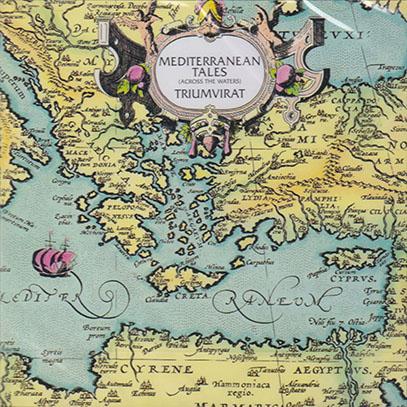 TRIUMVIRAT/Mediterranean Tales (1972/1st) (トリアンヴィラート/German)