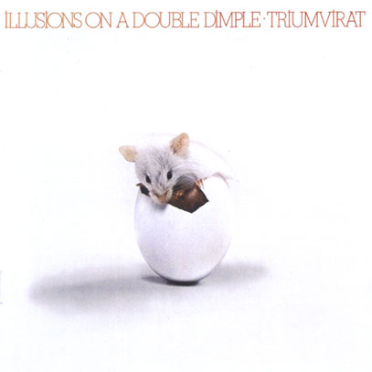TRIUMVIRAT/Illusions On A Double Dimple(Used CD) (1973/2nd) (トリアンヴィラート/German)