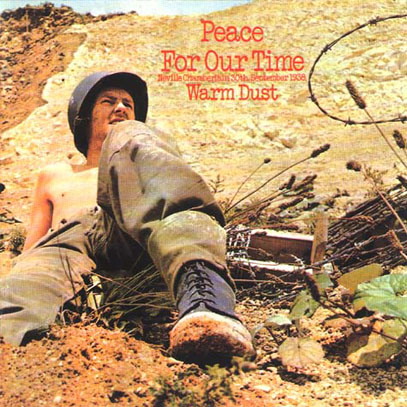 WARM DUST/Peace For Our Time + Same (1971+72/2+3th) (ウォーム・ダスト/UK)