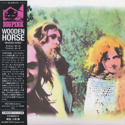 WOODEN HORSE/Same (1972/1st) (ウッデン・ホース/UK,Australia)