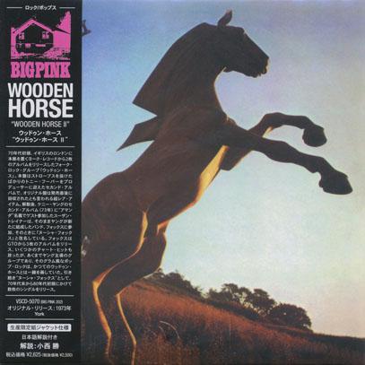 WOODEN HORSE/Wooden Horse II (1973/2nd) (ウッデン・ホース/UK,Australia)