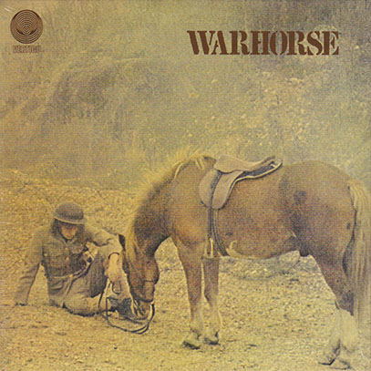 WARHORSE/Same (1970/1st) (ウォーホース/UK)