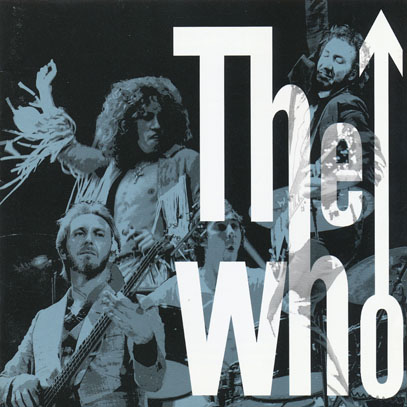 THE WHO/The Ultimate Collection(Used 2CD+CDS) (1964-82/comp.) (ザ・フー/UK)