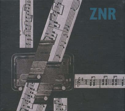 ZNR/Archive Box(4CD BOX) (1975-87/Comp.) (ゼッデンネール/France)