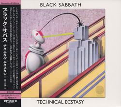BLACK SABBATH/Technical Ecstasy(テクニカル・エクスタシー)(Used CD) (1976/7th) (ブラック・サバス/UK)