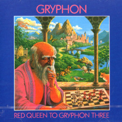 GRYPHON/Red Queen (1974/3rd) (グリフォン/UK)