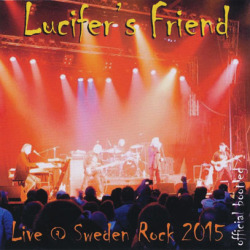 LUCIFER'S FRIEND/Live @ Sweden Rock 2015 (2015/Live) (ルシファーズ・フレンド/German)