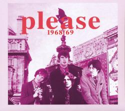 PLEASE/1968/69 (1968-69/Unreleased) (プリーズ/UK)