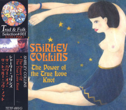 SHIRLEY COLLINS/The Power Of The True Love Knot (1968/4th) (シャーリー・コリンズ/UK)