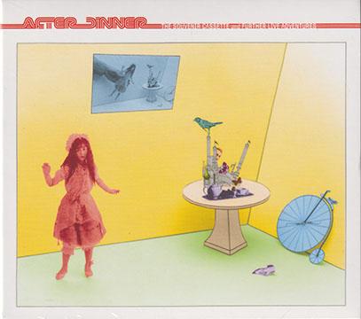 AFTER DINNER/Souvenir Cassette And Further Live Adventures (1988/Live) (アフター・ディナー/Japan)