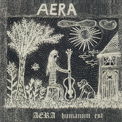 AERA/Human Est + Hand Und Fuss (1975+76/1+2th) (アエラ/German)