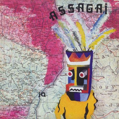 ASSAGAI/Same (1971/1st) (アサガイ/Africa,UK)