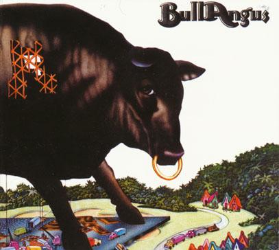 BULL ANGUS/Same (1971/1st) (ブル・アンガス/USA)