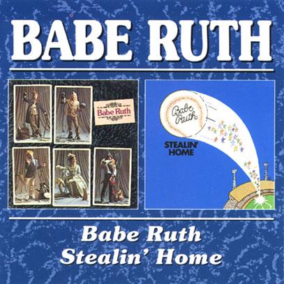 BABE RUTH/Same + Stealin' House(Used CD) (1975/3+4th) (ベーブ・ルース/UK)