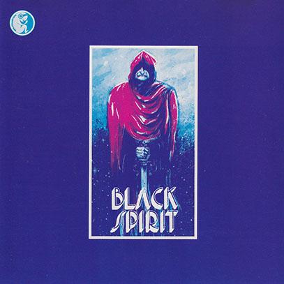 BLACK SPIRIT/Same(Used CD) (1978/only) (ブラック・スピリット/Italy,German)