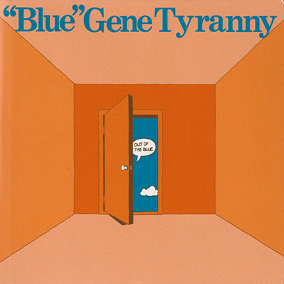"""""""BLUE"""" GENE TYRANNY/Out Of The Blue (1978/1st) (ブルー・ジーン・ティラニー/USA)"""