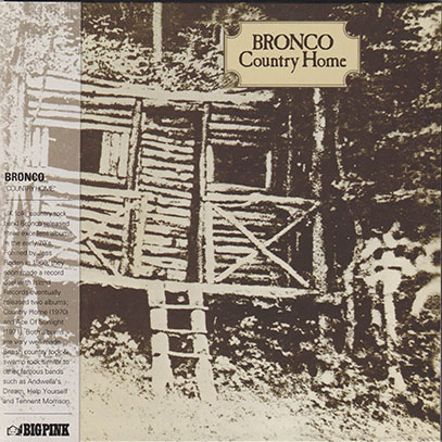 BRONCO/Country Home (1970/1st) (ブロンコ/UK)