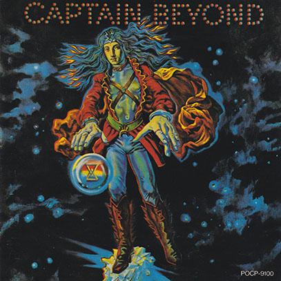 CAPTAIN BEYOND/Same(キャプテン・ビヨンド)(Used CD) (1972/1st) (キャプテン・ビヨンド/USA,UK)