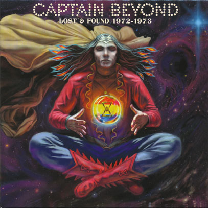 CAPTAIN BEYOND/Lost And Found 1972-73 (1972-73/Unreleased) (キャプテン・ビヨンド/USA,UK)