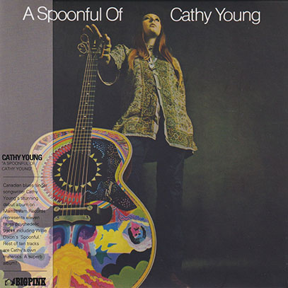CATHY YOUNG/A Spoonful Of (1969/1st) (キャシー・ヤング/Canada)