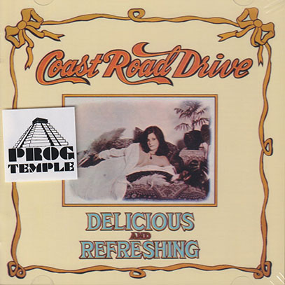 COAST ROAD DRIVE/Delicious And Refeshing (1974/only) (コースト・ロード・ドライヴ/UK)