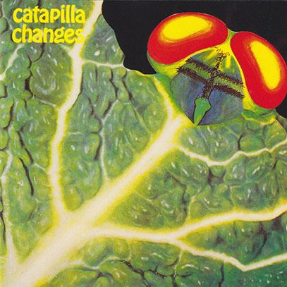 CATAPILLA/Changes(Used CD) (1972/2nd) (キャタピラ/UK)