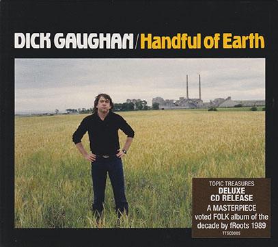 DICK GAUGHAN/Handful Of Earth (1981/5th) (ディック・ゴーハン/UK)