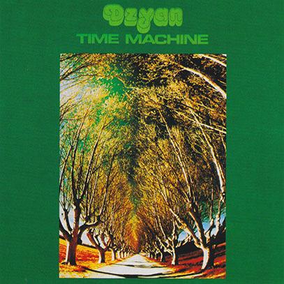 DZYAN/Time Machine (1973/2nd) (ジャーン/German)