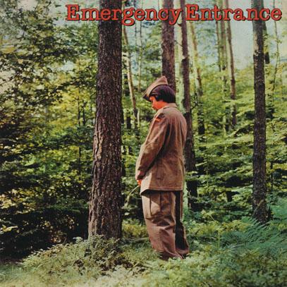 EMERGENCY/Entrance (1972/2nd) (エマージェンシー/German,Czech)