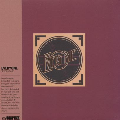 EVERYONE/Same (1971/only) (エヴリワン/UK)