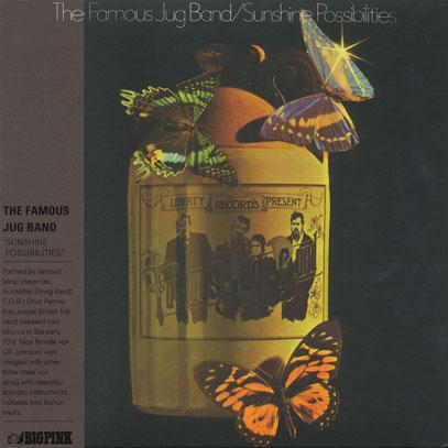 THE FAMOUS JUG BAND/Sunshine Possibilities (1969/1st) (ザ・フェイマス・ジャグ・バンド/UK)