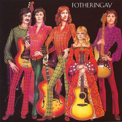 FOTHERINGAY/Same (1970/only) (フォザリンゲイ/UK)