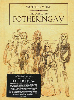 FOTHERINGAY/Nothing More: The Collected Box (1970/3CD+DVD) (フォザリンゲイ/UK)