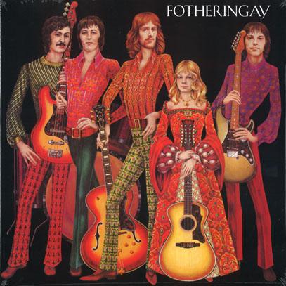 FOTHERINGAY/Same(LP) (1970/only) (フォザリンゲイ/UK)