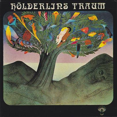 HOLDERLIN/Holderlins Traum(Used CD) (1972/1st) (ヘルダーリン/German)