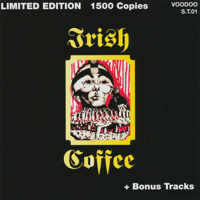 IRISH COFFEE/Same (1972/1st) (アイリッシュ・カフェ/Belgium)