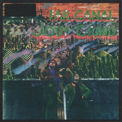 JODY GRIND/Far Canal(LP) (1970/2nd) (ジョディ・グラインド/UK)