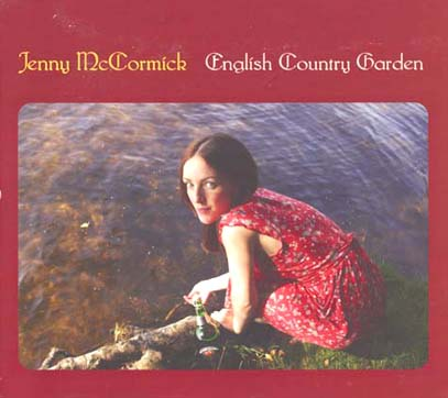 JENNY McCORMICK/English Country Garden (2007/1st) (ジェニー・マコーミック/UK)