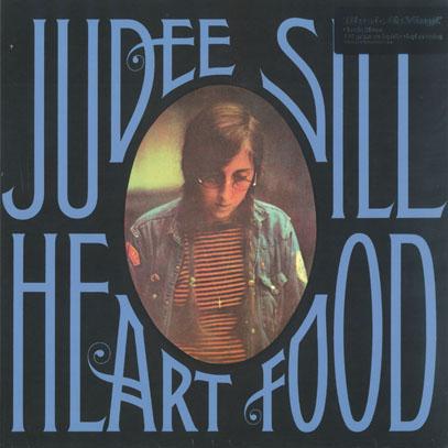 JUDEE SILL/Heart Food(LP) (1973/2nd) (ジュディ・シル/USA)