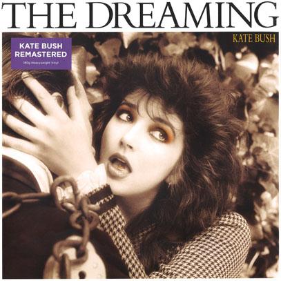 KATE BUSH/Dreaming(LP) (1982/4th) (ケイト・ブッシュ/UK)