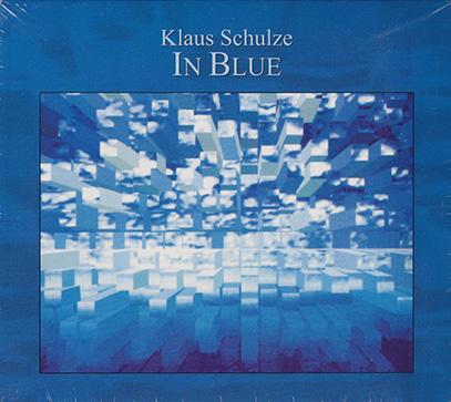 KLAUS SCHULZE/In Blue(3CD) (1995/28th) (クラウス・シュルツェ/German)