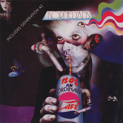 KORNELYANS(KORNI GRUPA)/Not An Ordinary Life (1974/2nd) (コルネリアンズ/コルニ・グルパ/Yugo-Slavia)