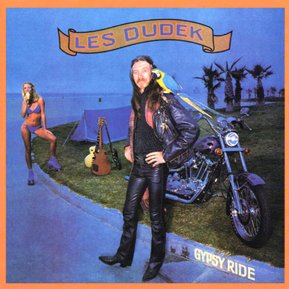 LES DUDEK/Gypsy Ride (1981/4th) (レス・デューデク/USA)