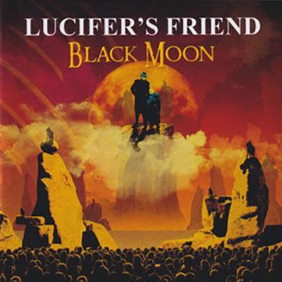 LUCIFER'S FRIEND/Black Moon (2019/11th) (ルシファーズ・フレンド/German)